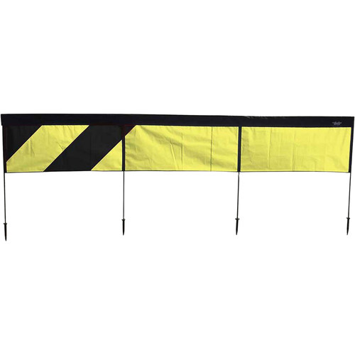 Premier Kites & Designs FPV Jump Over Gate (10 x 1.75', Black/Yellow)