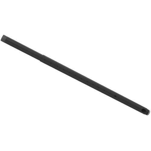 "Premier Mounts 1.5"" NPT 48-72"" Adjustable-Height Pipe Adapter (Black)"