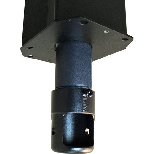 "Premier Mounts 1.5"" NPT Pipe Coupler with Cable Management"