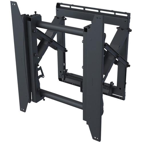 Premier Mounts LMVP Portrait Mode Video Wall Flat Panel Framing System (Black)