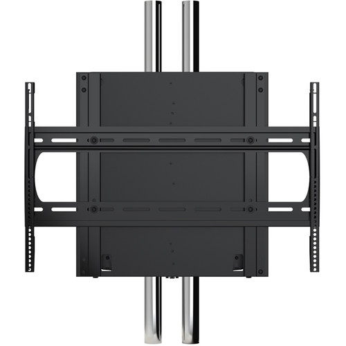 Premier Mounts Height Adjustable Flat Panel Mount For Carts and Stands