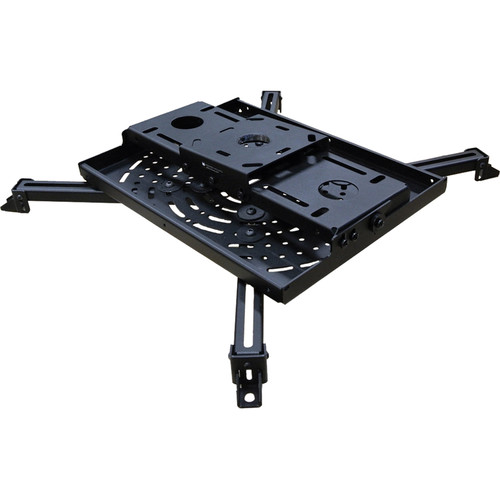 Premier Mounts Heavy-Duty Universal Projector Mount (Load Up to 125 lb)