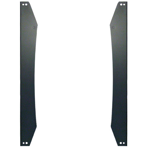 Premier Mounts Set of Two Adapter Brackets for Extending Vertical Mounting Pattern from 400mm to 600mm