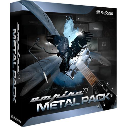 PreSonus Ampire XT Metal Pack (Download)