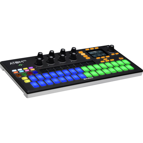 PreSonus ATOM SQ Hybrid MIDI Keyboard/Pad Performance - Production Controller