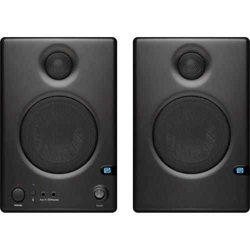 "PreSonus Ceres C3.5BT - Two-Way 3.5"" Powered Speakers With Bluetooth (Pair)"
