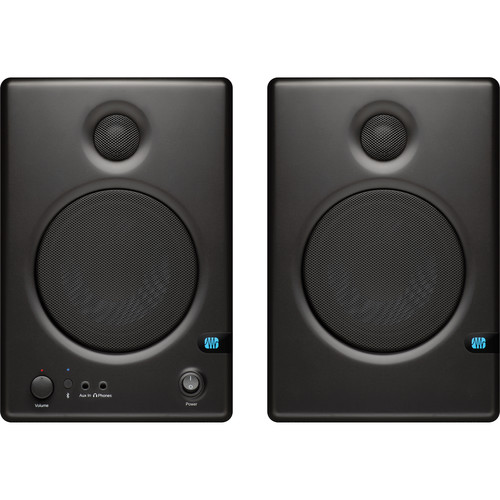 "PreSonus Ceres C4.5BT - Two-Way 4.5"" Powered Speakers With Bluetooth (Pair)"