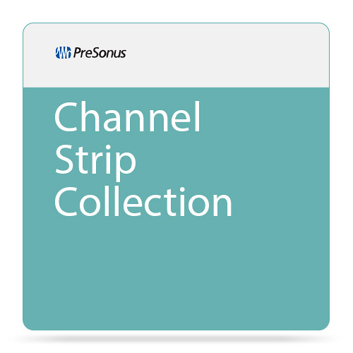 PreSonus Channel Strip Collection (Download)