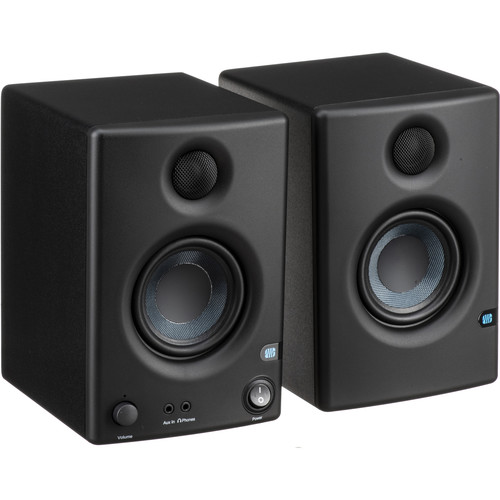"PreSonus Eris E3.5 3.5"" 2-Way 25W Nearfield Monitors (Pair)"