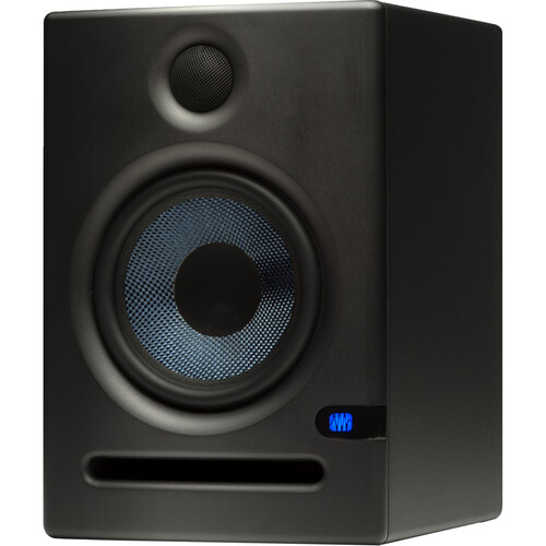 PreSonus Eris E5 Two-Way Active Studio Monitor (Pair) and T10 Active Subwoofer Kit