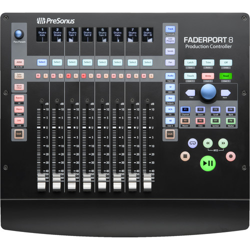 PreSonus Faderport 8 - Mix Production Controller