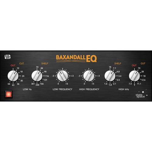 PreSonus Baxandall EQ - Fat Channel EQ Plug-In (Download)