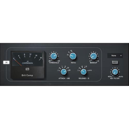 PreSonus Brit Comp - Fat Channel Compressor Plug-In (Download)
