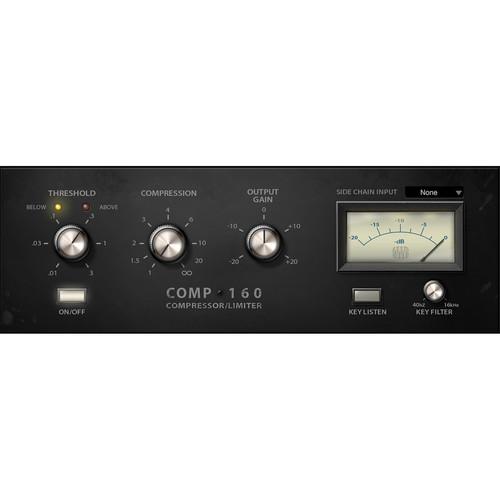 PreSonus Comp 160 Compressor - Fat Channel Compressor Plug-In (Download)