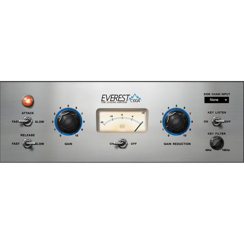PreSonus Everest C100A Compressor - Fat Channel Compressor Plug-In (Download)
