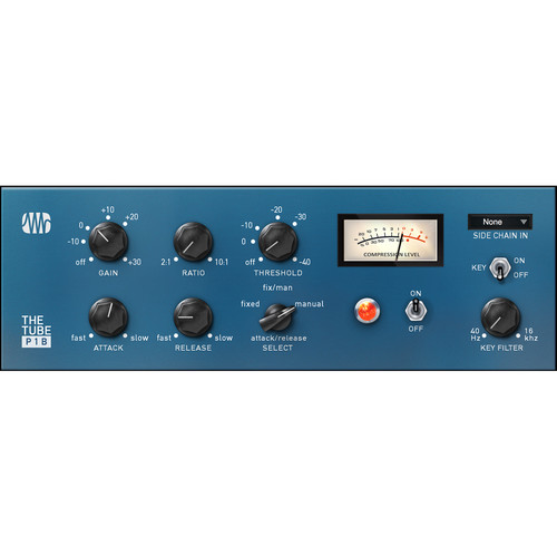 PreSonus The Tube P1B Compressor - Fat Channel Compressor Plug-In (Download)