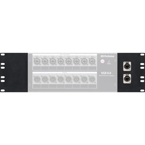 PreSonus Rackmount Kit for NSB 8.8 AVB Network Stage Box