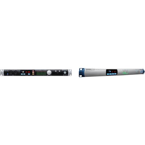 PreSonus Quantum 26x32 Thunderbolt 2 Kit with DigiMax DP88
