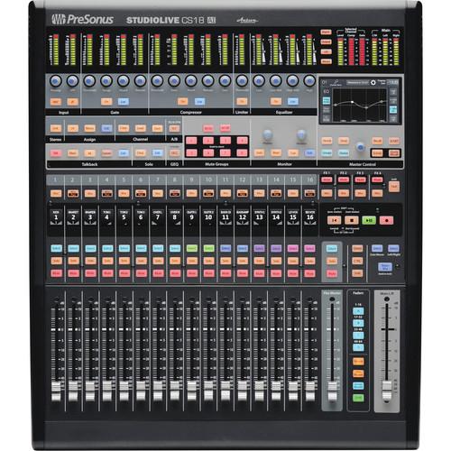 PreSonus RML32AI Mixer Kit with CS18AI Control Surface