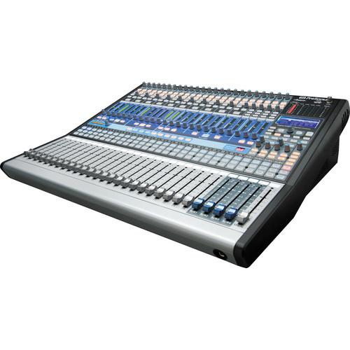 PreSonus StudioLive 24.4.2AI Digital Recording Console with Active Integration