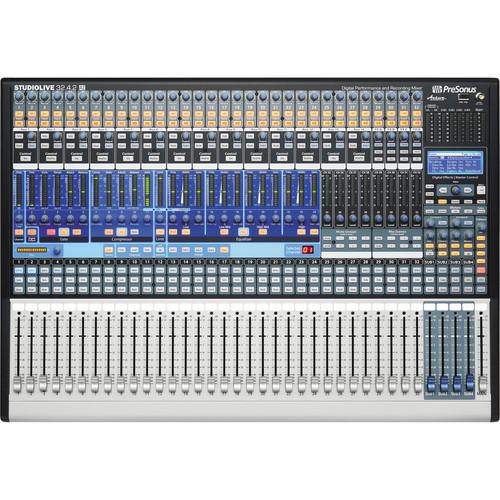 PreSonus StudioLive 32.4.2AI Digital Recording Console with Active Integration