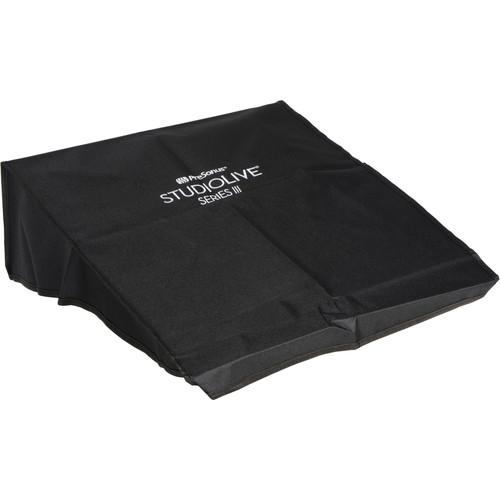 PreSonus StudioLive 24 Series III Console Cover (Black)