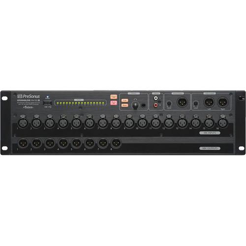 PreSonus StudioLive RM16AI 16-Input Rackmount Digital Mixing System