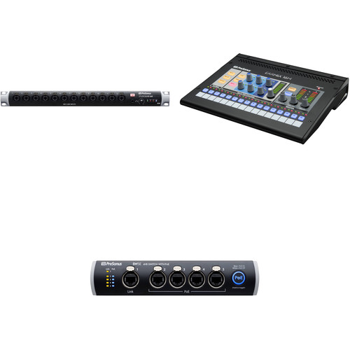 PreSonus StudioLive 16-Channel Live Stage Mixing and Personal Monitoring Kit