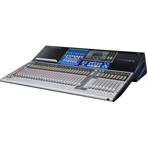 PreSonus StudioLive 32 Series III Digital Mixer - 40-Input with Motorized Faders