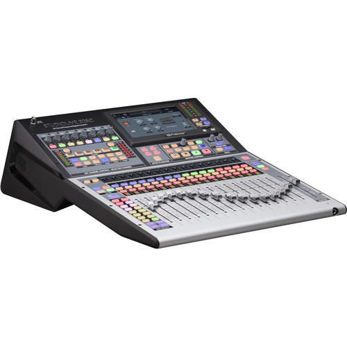 PreSonus StudioLive 32SC Series III S 32-Channel Subcompact Digital Mixer/Recorder/Interface