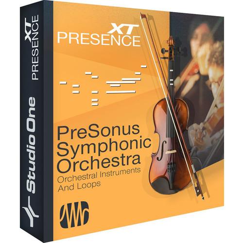 PreSonus Symphonic Orchestra (Download)