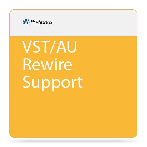 PreSonus VST, AU, and ReWire Support for StudioOne 3 Artist (Download)