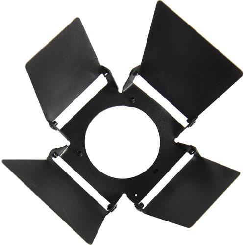PRG Four-Leaf Barndoor Set for White Light Bullet