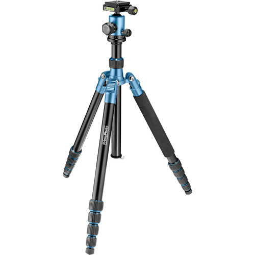 Prima Photo Big Travel Tripod (Blue)