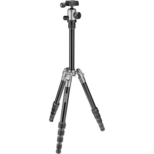 Prima Photo Small Travel Tripod (Silver)