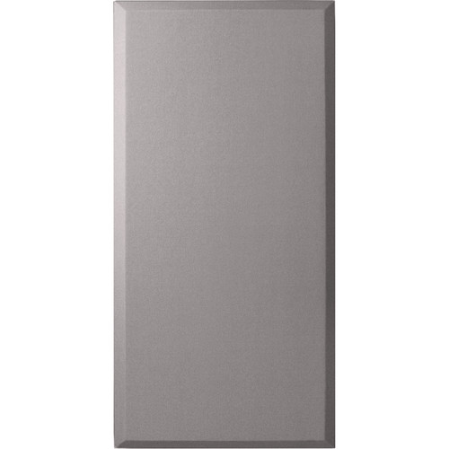 """Primacoustic Broadway Acoustic Broadband Absorbers Panel, 6-Pack (24 x 48 x 1"""", Gray)"""
