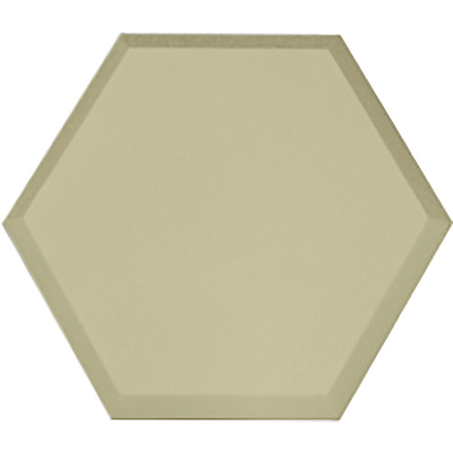 "Primacoustic Accent, Hexagon, 14x16x1.5"", Beveled Edge (Beige)"