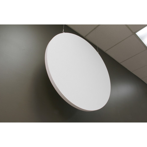"Primacoustic Cirrus-36 Circular Cloud Paintable Acoustic Panel (36"", 2-Pack)"