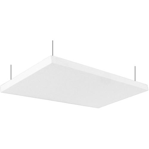 """Primacoustic Nimbus Acoustic Ceiling Cloud Kit (Two 24 x 48"""" Panels, Paintable White)"""