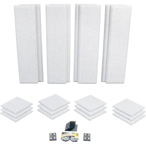 Primacoustic London 10 Paintable Room Kit (Absolute White)