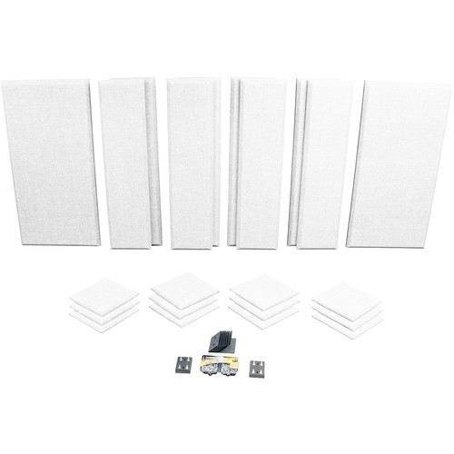 Primacoustic London 12 Room Kit (Absolute White)