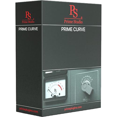 Prime Studio Curve Main Equalizer Plug-In Software (Download)