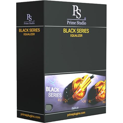 Prime Studio Black Series Equalizer Plug-In (Download)