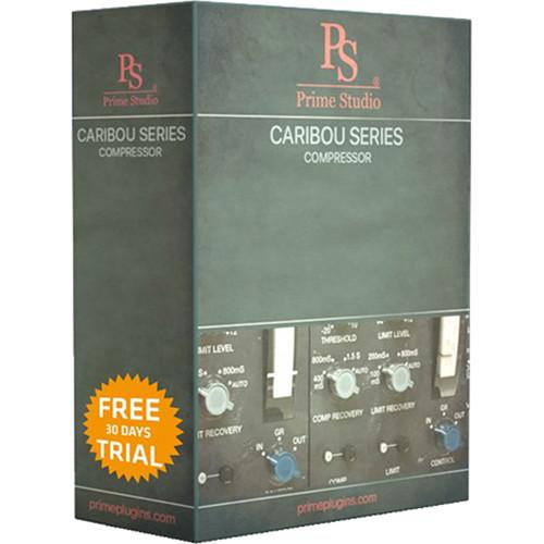 Prime Studio Caribou Series Compressor Plug-In (Download)