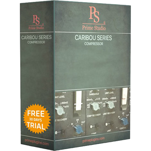 Prime Studio Caribou Series Compressor Plug-In (Download)