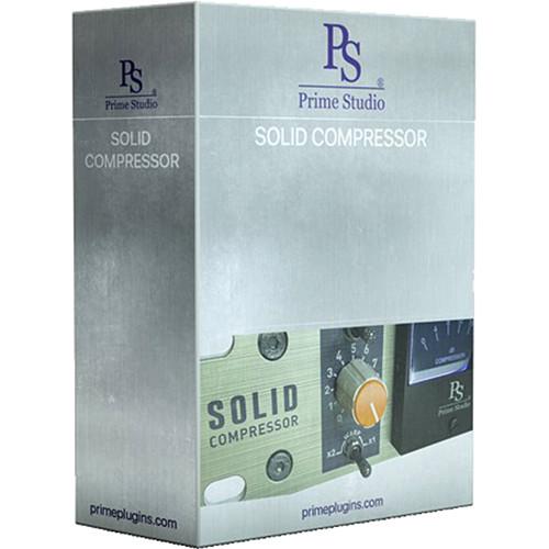 Prime Studio Solid Compressor '80s Mix Compressor Plug-In (Download)