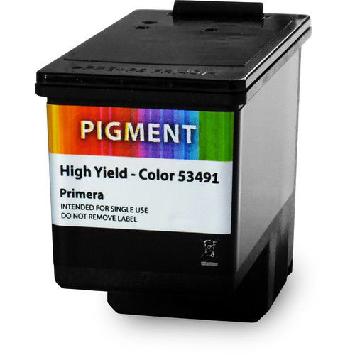 Primera LX600/610 High Yield Color Pigment Ink Cartridge