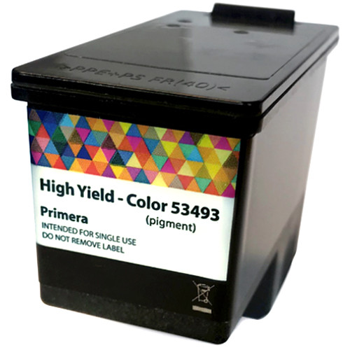 Primera High-Yield Tri-Color Ink Cartridge