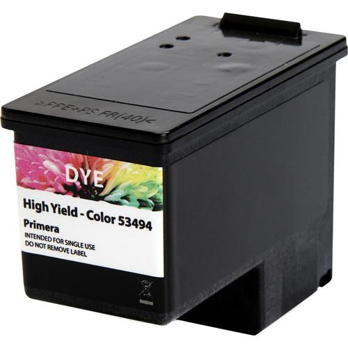 Primera High-Yield Color Ink Cartridge