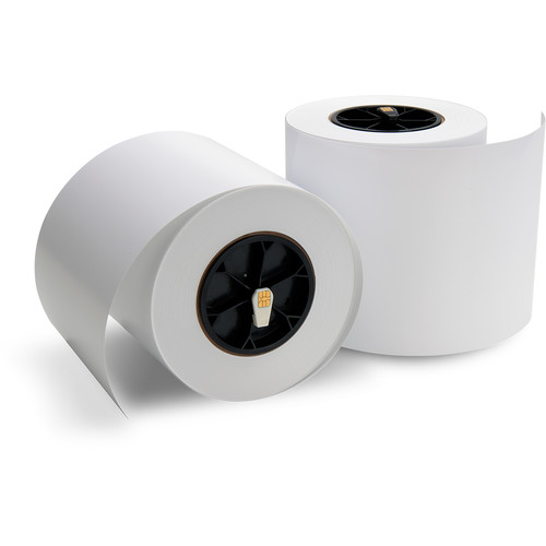 """Primera Luster Repositionable Adhesive Photo Paper (6"""" x 175', 2-Pack)"""